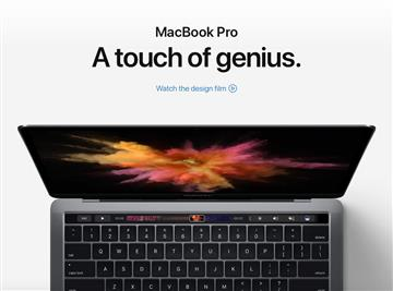 "Review of MacBook Pro 13"" with Touch Bar 2017"
